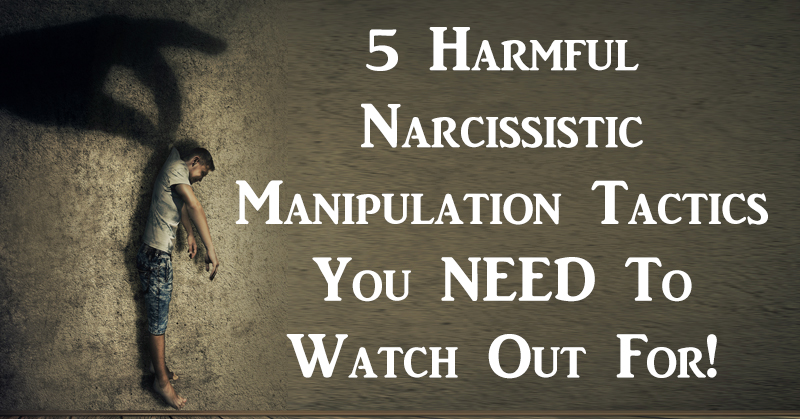 narcissistic manipulation tactics FI