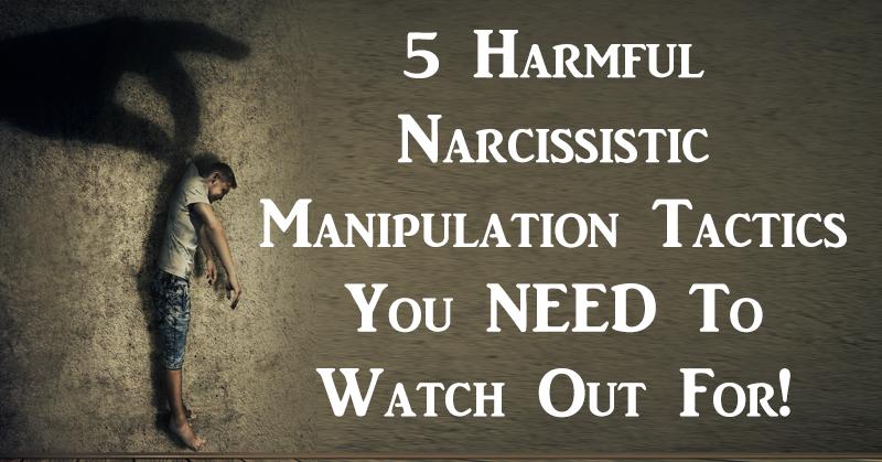 narcissistic manipualtaion tactics FI