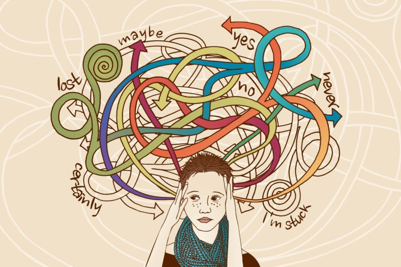 overthinking - habits make anxiety worse