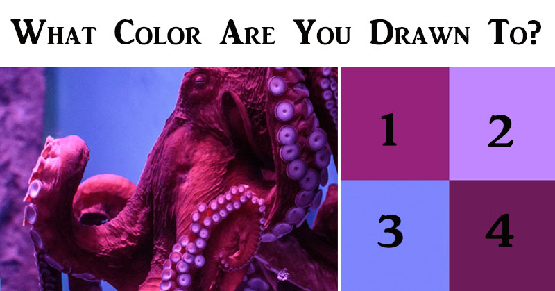 This Color Test Reveals Your Dormant Psychic Ability