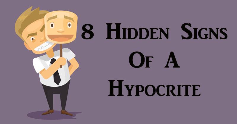 signsofhypocrite