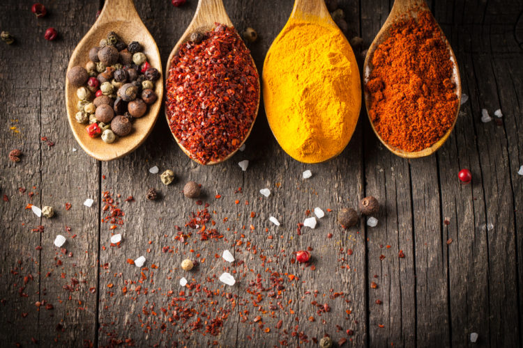 spices boost energy