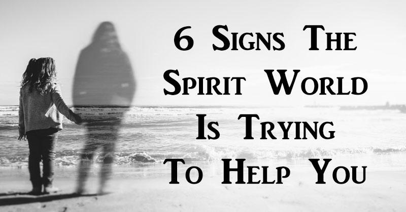 spirit world help FI