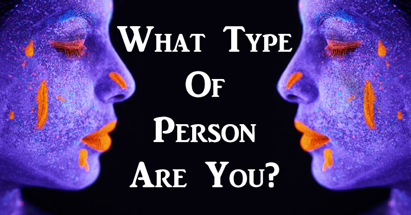 type person quiz FI