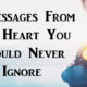 3 messages heart FI