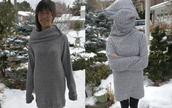 Introverts Everywhere Are In Love With This New 'Leave Me Alone' Sweater