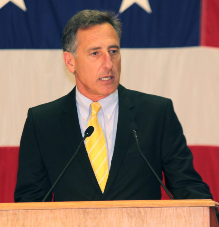 Over Shumlin's six years in office, he issued 208 pardons, which is more than any governor in state history.