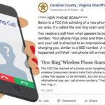 cellphone scam FI