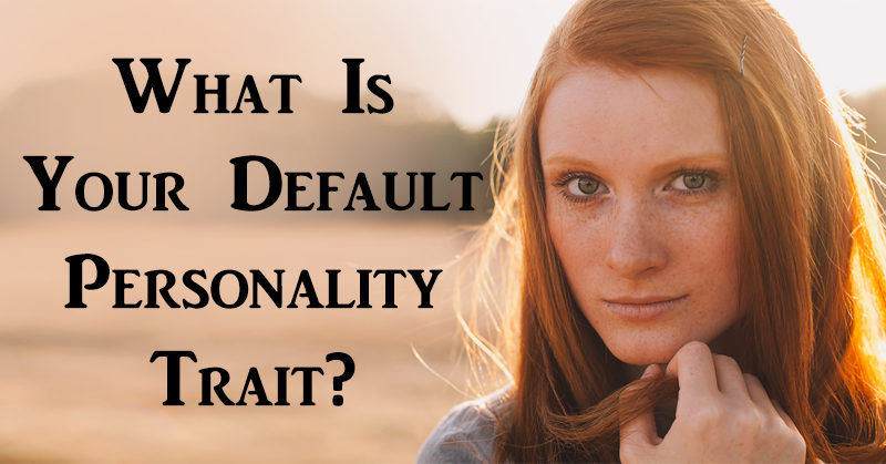 default personality FI