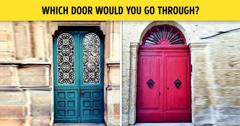 door personality FI