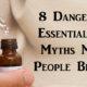 essential oil myths FI