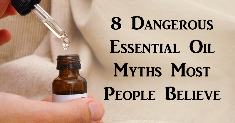 essential oil myths FI