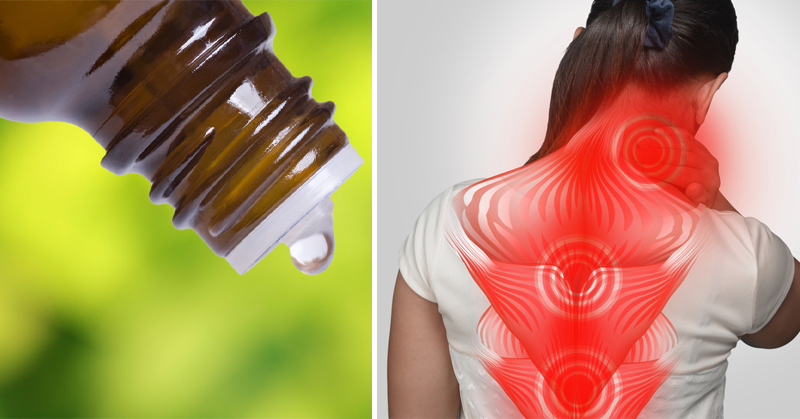 essential oil pain FI