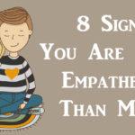 more empathetic FI