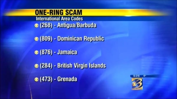 Police Warning Never Answer Calls From These 5 Area Codes