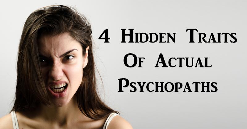 actual psychopaths FI