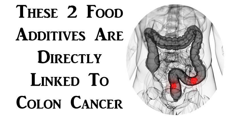 food additives cancer FI