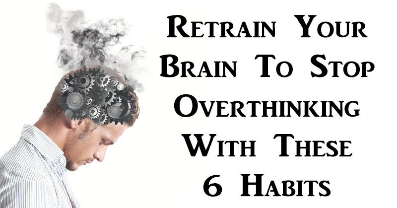 retrain brain overthinking FI