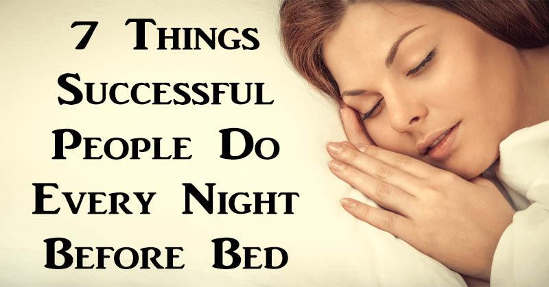 successful bed FI