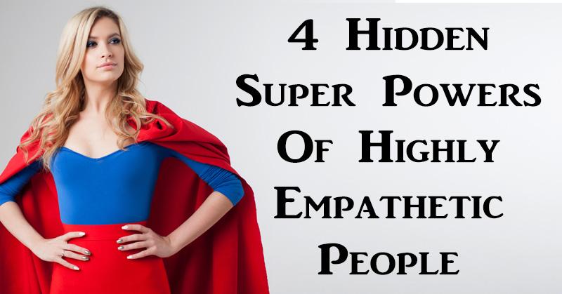 superpowers empathetic FI