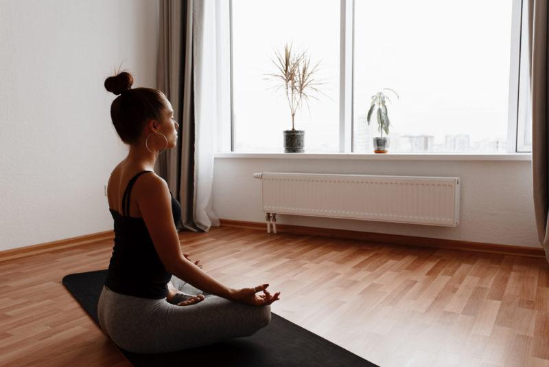 meditation IBS symptoms