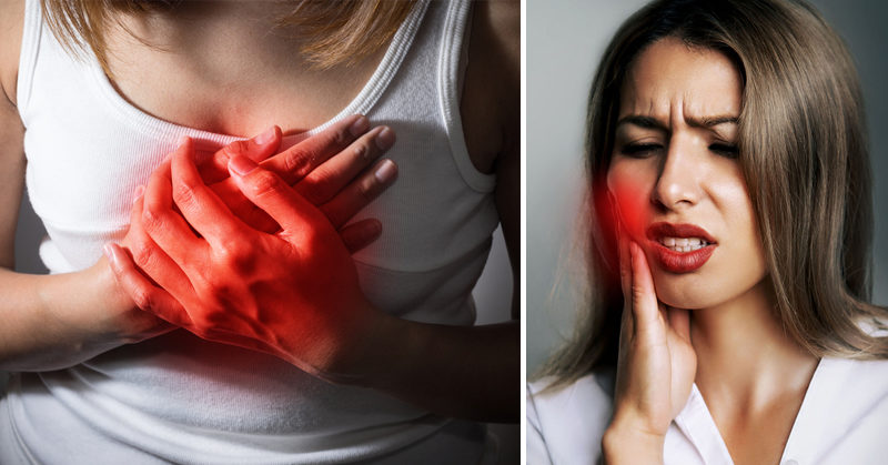 women heart attack FI