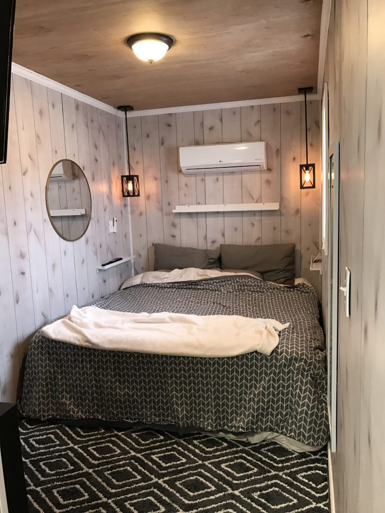 This normal looking storage container holds an amazing for Well decorated bedroom
