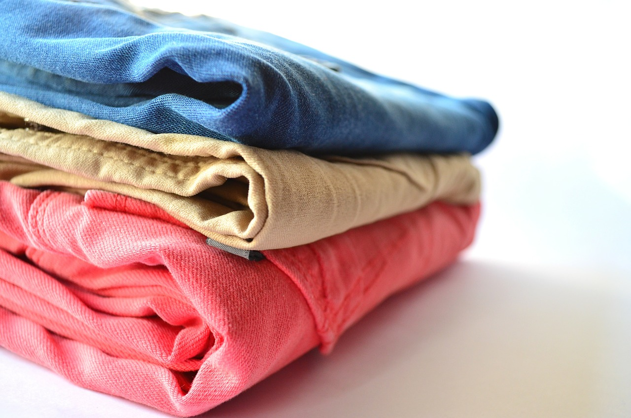 yeast infections - wear clean clothes