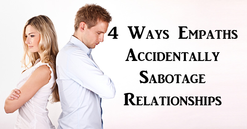 empaths sabotage rel FI