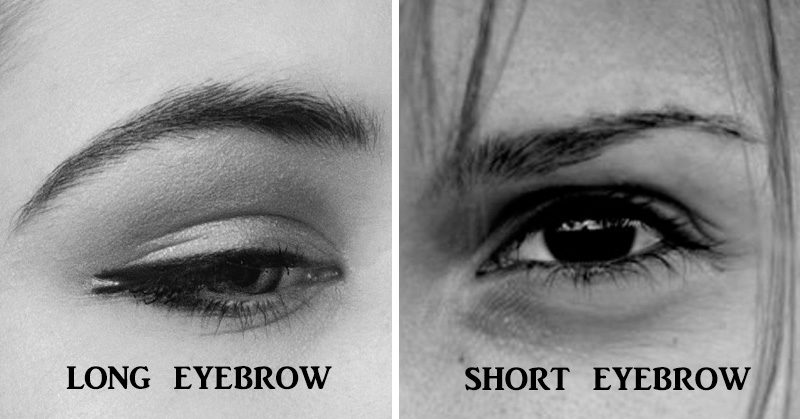 The Shape Of Your Eyebrows Reveal This About Your Character