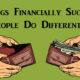 financially sucessful FI
