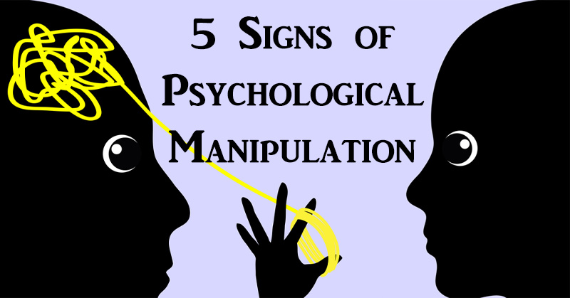 psychological manipulation FI