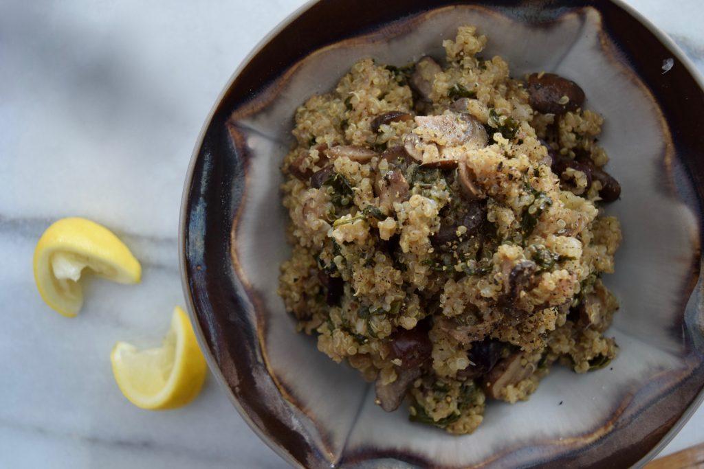Mediterranean Mushroom Quinoa FI 1024×683