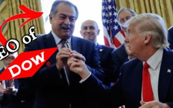 Dow Chemical Urges Trump Administration To Ignore These Pesticide Findings From The EPA
