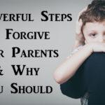 forgive parents FI