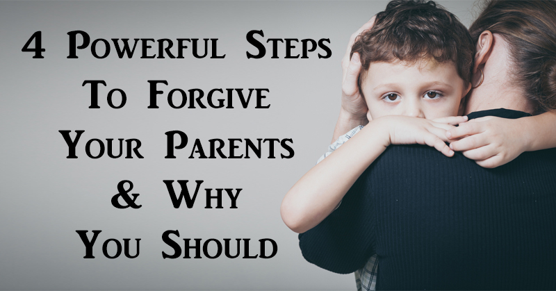 forgive parents FI