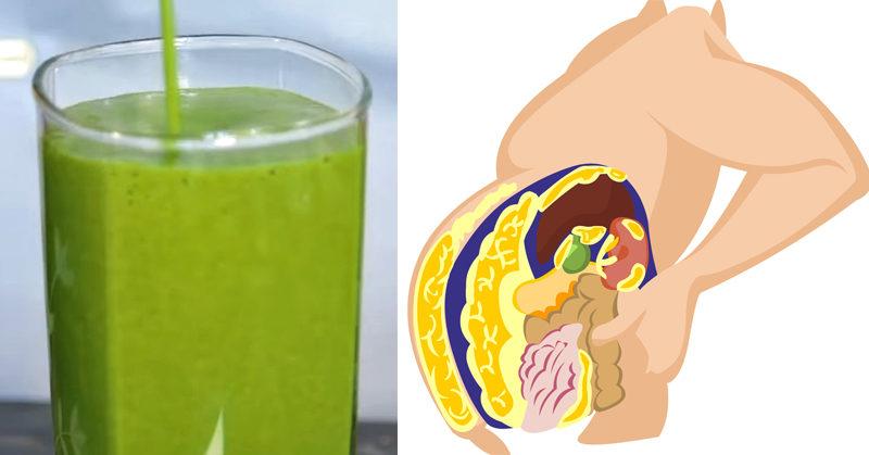 green juice gut FI