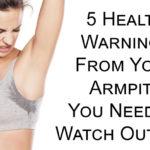 health armpits FI