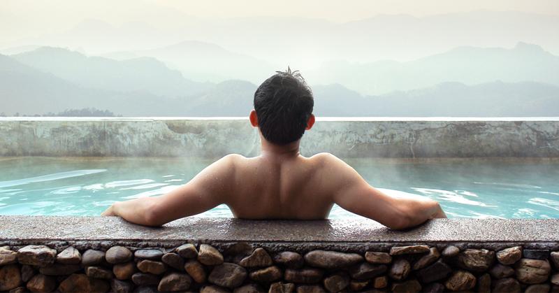 hot bath FI