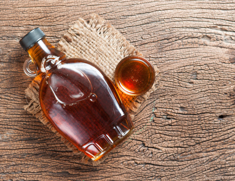 why maple syrup sweetener
