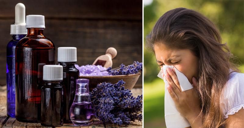 oil allergies FI