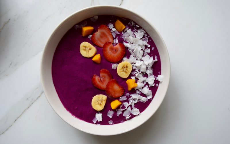 Pitaya Superfood Smoothie Bowl Maria Marlowe 6