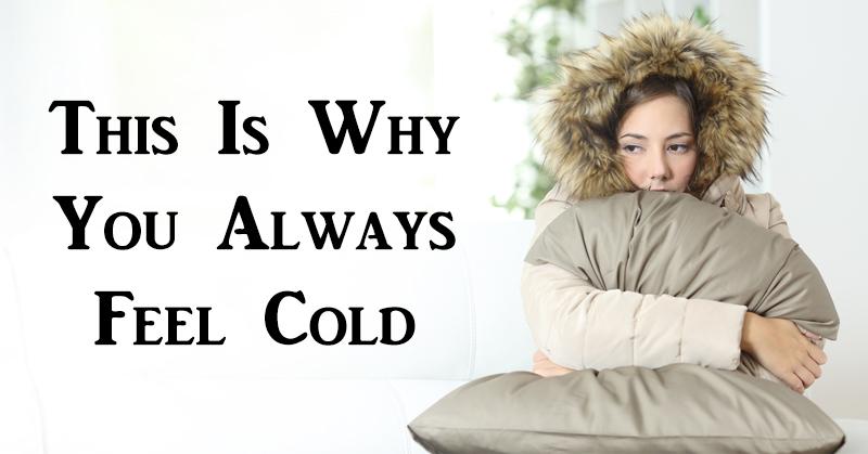 feel cold FI