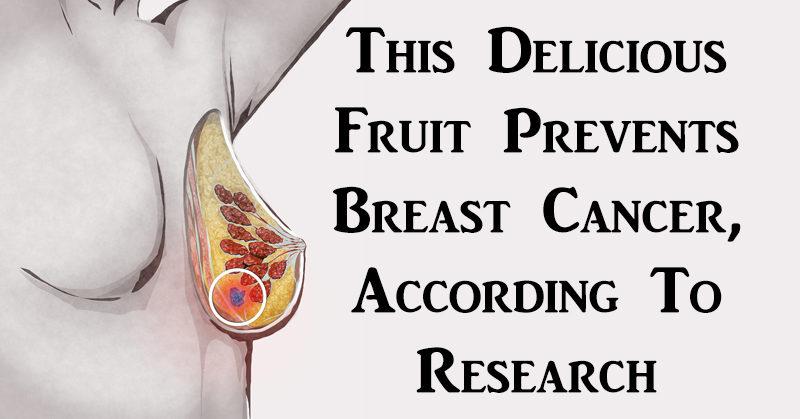 fruit breast cancer FI