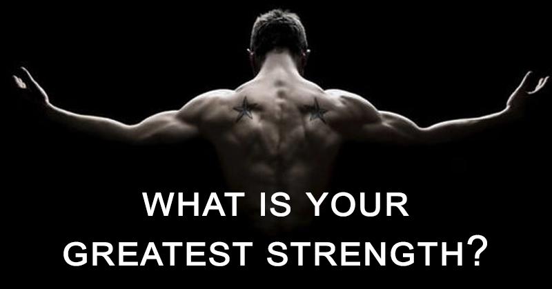 greatest strength FI