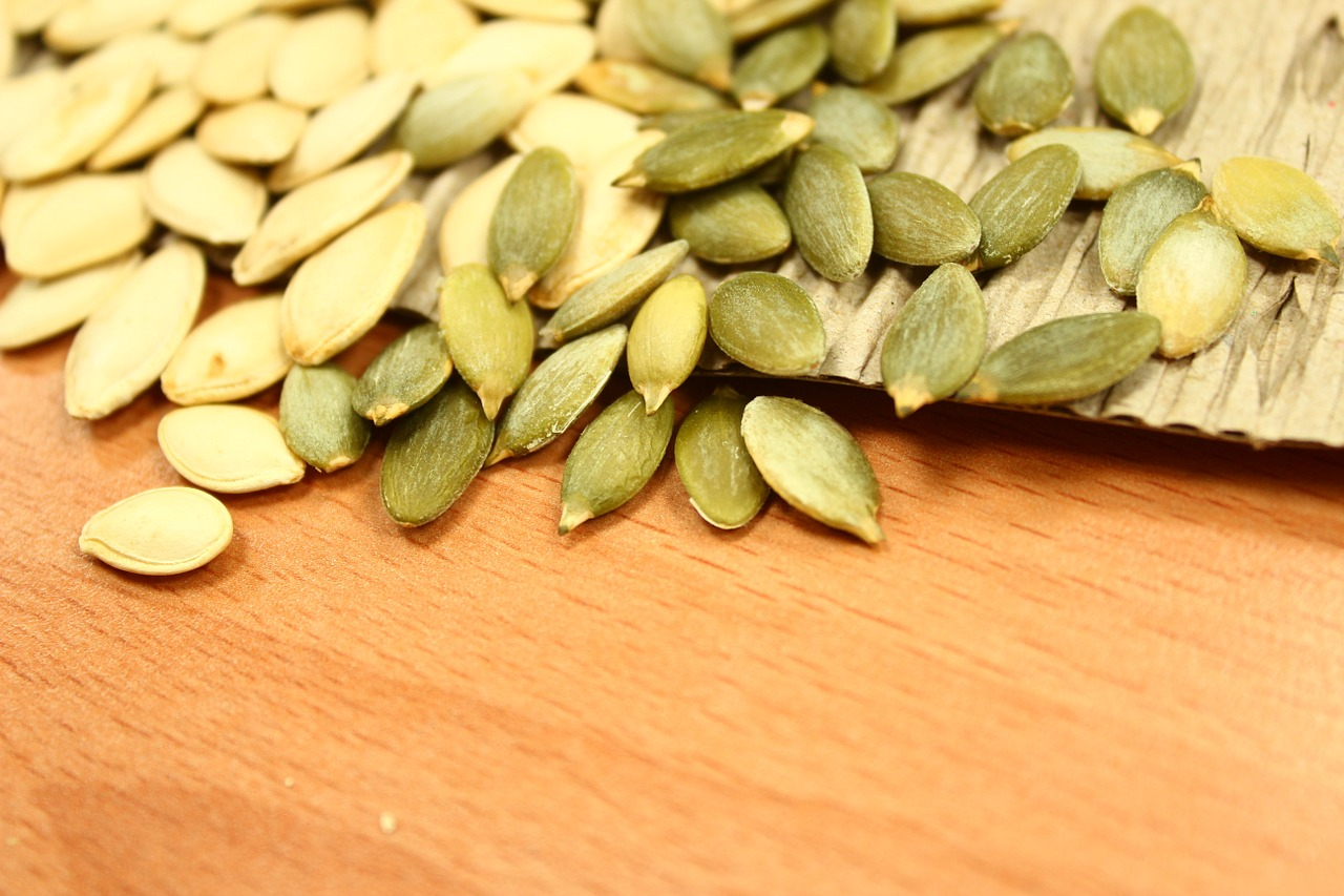 pumpkin seeds prevent strokes