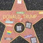 Trump Star Stickers