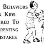 bad behaviors kids FI