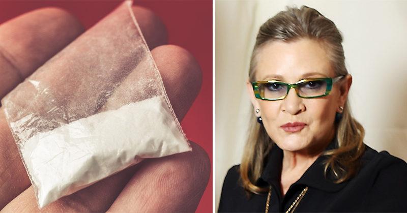 carrie cocaine FI
