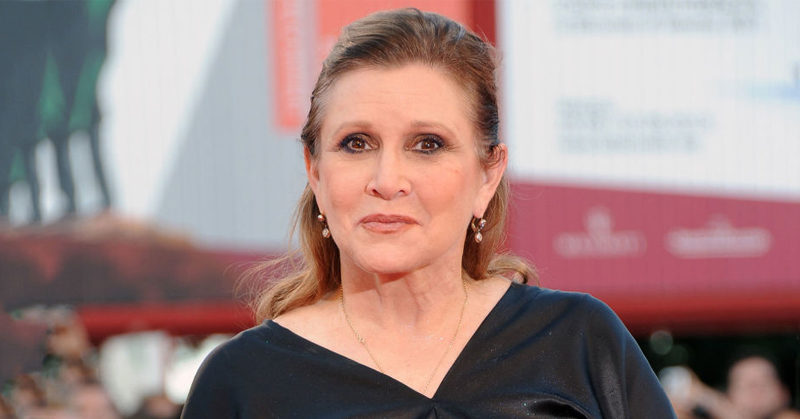 carrie fisher death FI